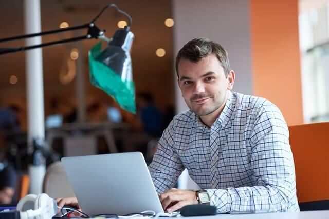 Mateusz Świerczyński - Webmaster