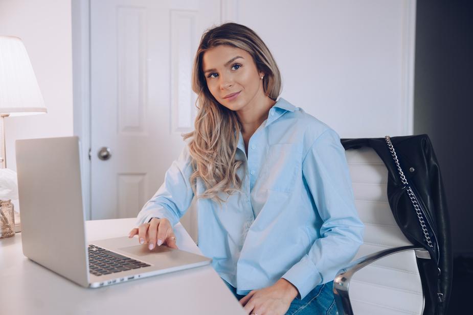 Aleksandra Kądziela - Specjalista Google Ads